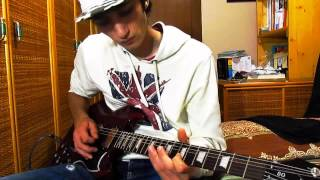 Daft Punk Feat. Julian Casablancas Instant Crush guitar cover WITH SOLO ForgetAboutYourLife.mp3