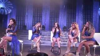 "Fifth Harmony ""Cover Medley"" Live Summer Reflection Tour Washington, D.C. 8/26/15"