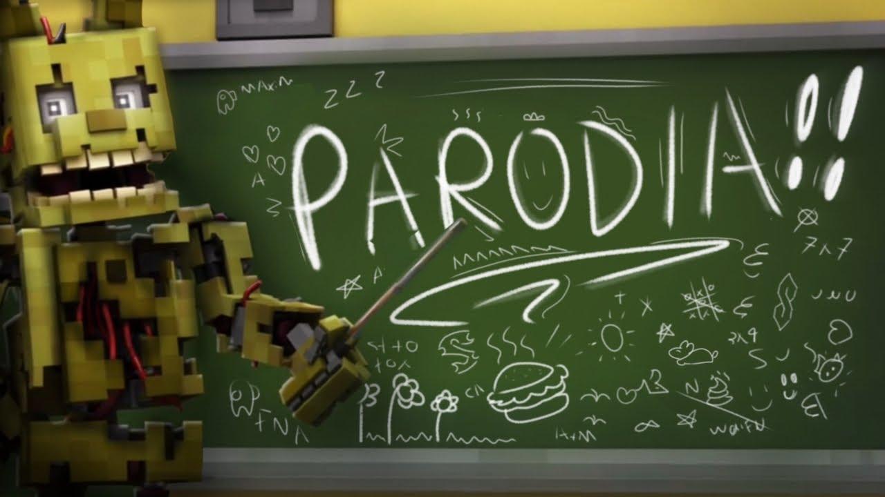 SPRINGTRAP DA LA CLASE!| PARODIA |[Fandub latino] ZAMination