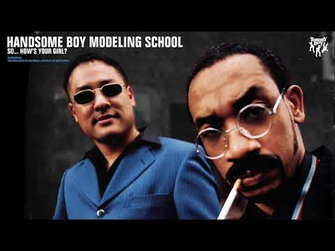 Handsome Boy Modeling School - Metaphysical