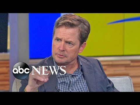 Michael J. Fox  on Nike Mags, New Mission