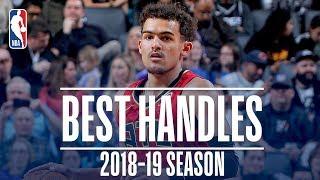 Trae Young's Best Handles | 2018-19 NBA Season | #NBAHandlesWeek