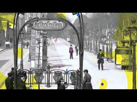 Клип Emmanuel Santarromana - Métropolitain