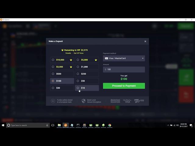 hogyan kell befizetni bitcoint az iq opcióban