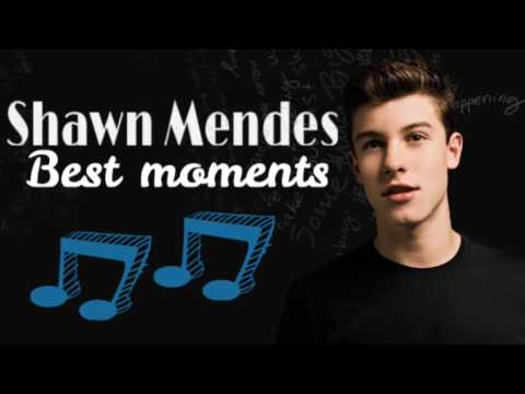 Shawn Mendes- Best moments cute/funny/hot Part 1