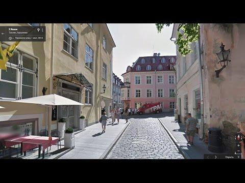 Часть 41. Город Таллин. Part 41. City Tallinn