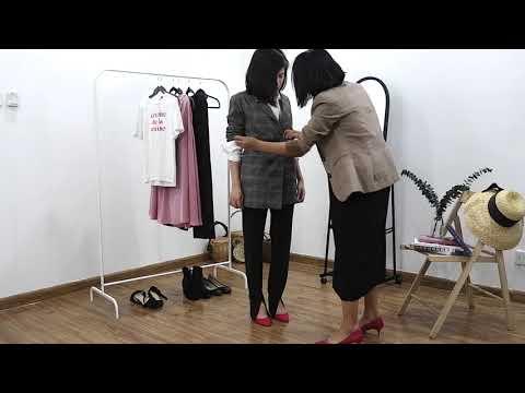 7 Cách Mặc Blazer Siêu Thanh Lịch