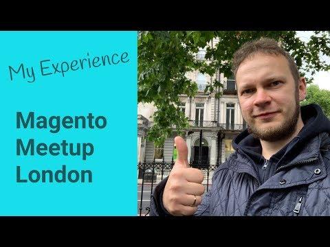 Magento Meetup London