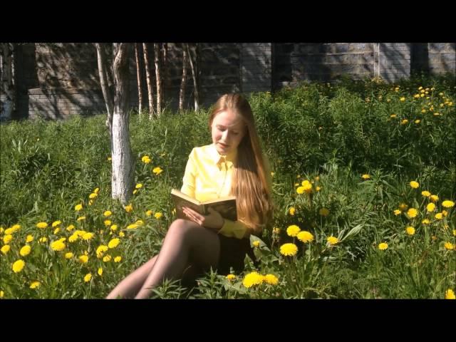 Изображение предпросмотра прочтения – КсенияБашко читает произведение «Евгений Онегин» А.С.Пушкина