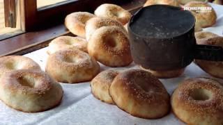 Лепешка, рецепт из ресторана -  how to cook a flatbread in oven