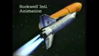 STS-3 Launch CBS News Coverage Part 1