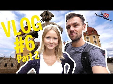 DRESDEN ELBLAND, JUST LIKE A FAIRYTALE - VLOG#6 (Part2) // Greg&Nellie Channel TakeOver