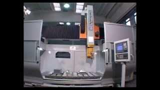 Роботизированный 5-осевой фрезерный комплекс