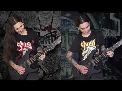 Dragonforce | Heroes of Our Time (solo cover)