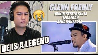 Glenn Fredly - Sekali Ini Saja, Akhir Cerita Cinta & Terserah   TRIBUTE REACTION