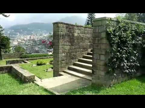 Kohimawarcemetery Kohimabattle 2nd World War Kohima Youtube