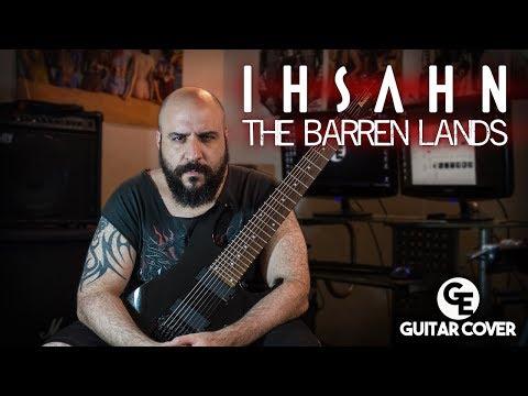 Ihsahn - The Barren Lands - Guitar Cover