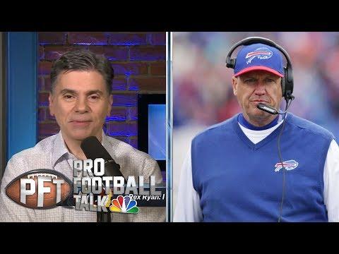 Rex Ryan makes it clear he wants Washington Redskins job | Pro Football Talk | NBC Sports
