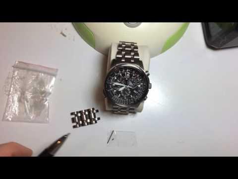 DIY Adjust Citizen watch band