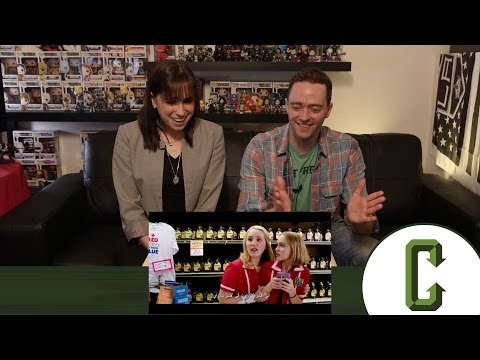 Yoga Hosers Trailer Reaction and Review streaming vf