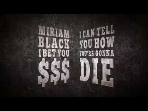 Book Trailer: The Miriam Black Novels by Chuck Wendig