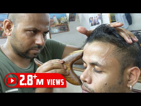 Mustard Oil Tok-Sen Massage Therapy For Relaxation By Reiki Master   Indian Massage