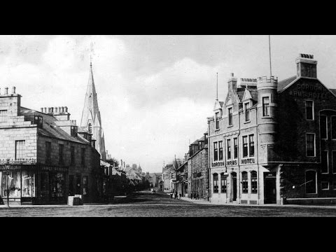 Old Photographs Inverurie Scotland