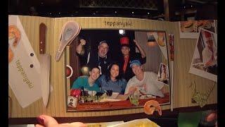 Night 2 Dinner & Evening Entertainment • Norwegian Escape Group Cruise Vlog [ep8]
