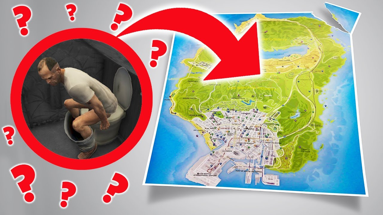 Download GTA V - CO TO ZA MIEJSCE CHALLENGE! 🤔