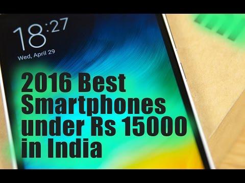 2016 Best Smartphones under Rs 15000 in India