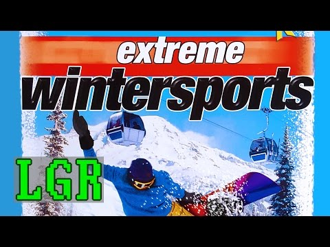 LGR - Extreme Wintersports - PC Game Review