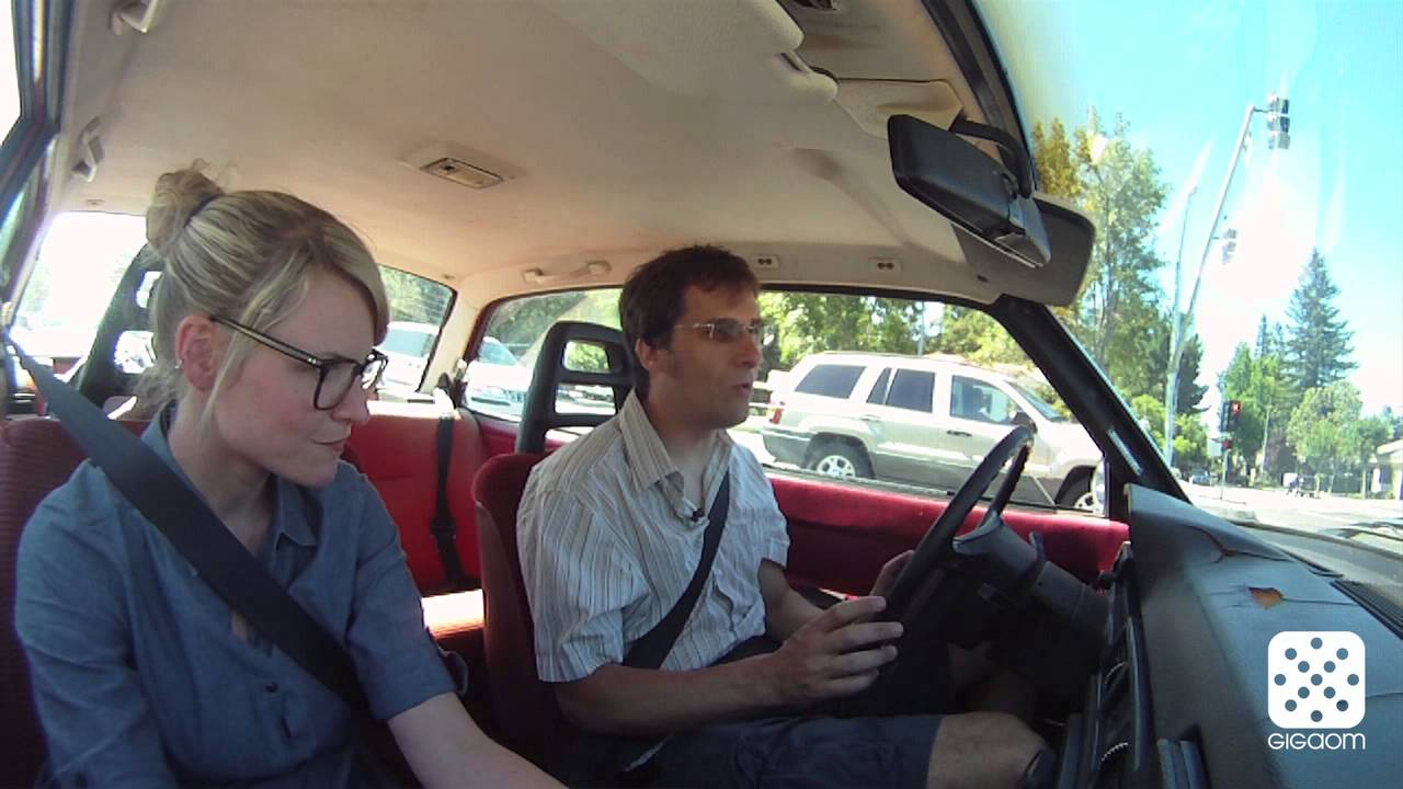 Green Overdrive: The DIY electric Volvo (charged by Solyndra panels