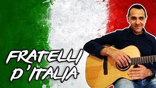 Fratelli d'Italia - Chitarra