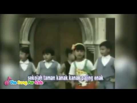 Sekolah Taman Kanak Kanak - Novita Stara - The Song For Kids Official