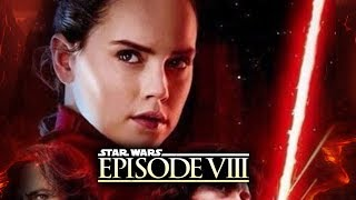 Star Wars The Last Jedi - New REY Teases by LucasFilm in Episode 8!