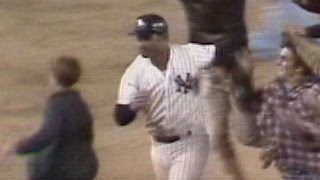 1976 ALCS, Gm 5: Chambliss sends Yanks to Series
