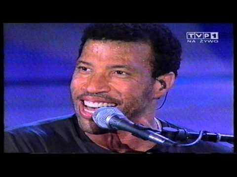 Lionel Richie - Sopot Festival '99