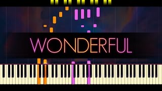 What a Wonderful World (Piano) // ARMSTRONG