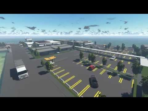 thesis walkthrough of the redevelopment of lucena seaport
