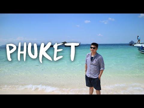 Tempat Terindah Dalam Hidup Gua!!! – Phuket, Krabi, Bangkok Vlog #MYvlog (Part 1)