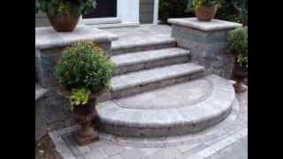 Brick And Block Steps Installation Victory Gardens Nj Best Affordable Masonry Contractor Free Estima