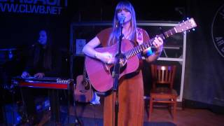 "Courtney Marie Andrews ""Rookie Dreaming""   live in Cardiff"