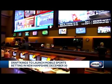 Mobile Sports Betting To Launch In New Hampshire Dec. 30