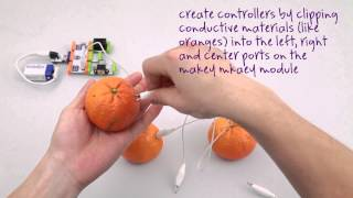 Video How to Use the Makey Makey Module: Touch To Bit download MP3, 3GP, MP4, WEBM, AVI, FLV Juni 2018