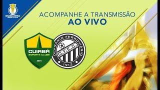 Cuiabá x Operário-PR - FINAL do Brasileirão Série C 2018