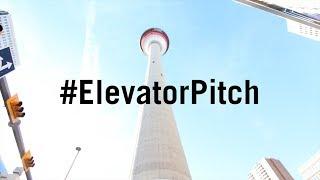 #ElevatorPitch - Rune Bergmann
