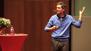 "A talk, followed by Q&A, by Frederic Laloux about ""Reinventing Orga..."