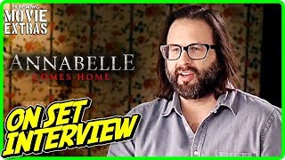 """ANNABELLE COMES HOME 