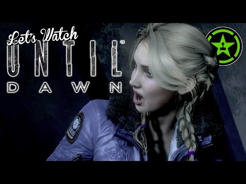 Let's Watch – Until Dawn