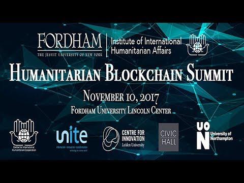 Humanitarian Blockchain Summit II